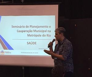 Saúde de Itabirito é destaque em Seminário no Rio de Janeiro