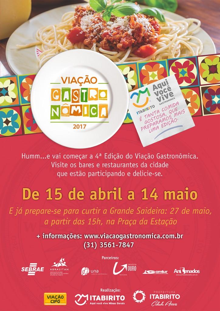 cartaz_Viação Gastrônomica_2017_03