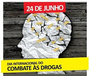 Itabirito realiza mobilização no Dia Internacional de Combate às Drogas