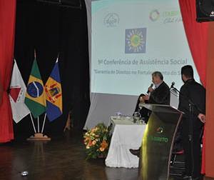 Itabirito promove sua 9ª Conferência da Assistência Social