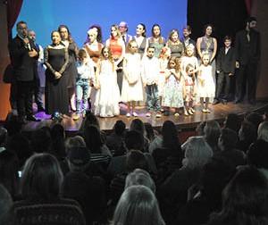 Musical e shows: continuam em grande estilo as comemorações do aniversário da Casa de Cultura