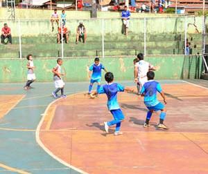 De sub-9 a adulto: futsal de Itabirito terá fim de semana movimentado