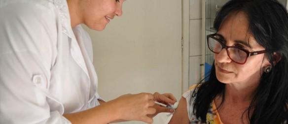 Campanha de vacinação contra gripe termina no dia 30 de maio em Itabirito