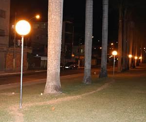 Itabirito mais iluminada: Prefeitura realiza revitalização em vários pontos da cidade
