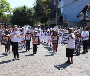 Desfile Cívico de 7 de Setembro celebra o aniversário de 95 anos de Itabirito