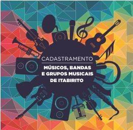 Cadastro – Músicos, Bandas e Grupos Musicais de Itabirito