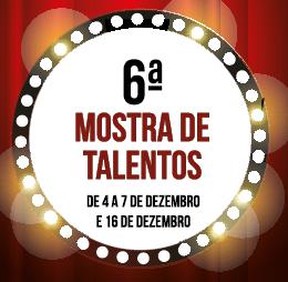 6ª Mostra de Talentos do Atelier