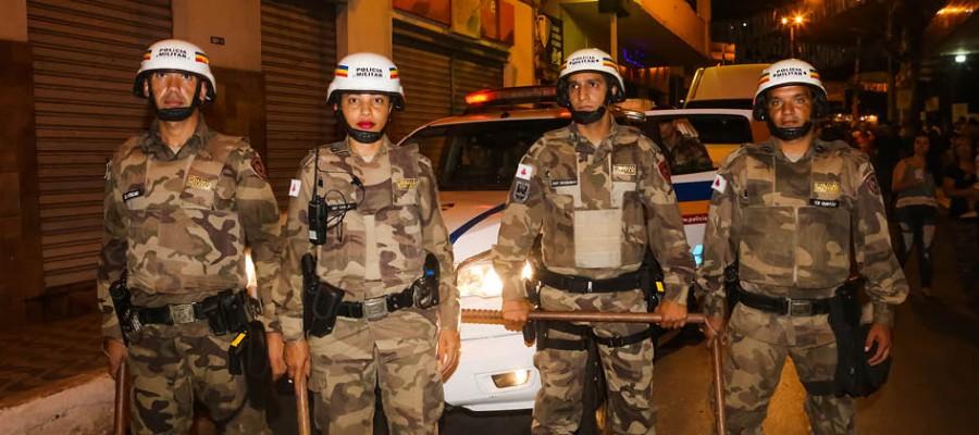 Segurança no Carnaval: tranquilidade para curtir a folia