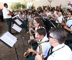 Domingo é Dia de Banda: edição comemorativa celebra 89 anos da 'Banda Nova' e os 20 anos do Bombeiro Municipal