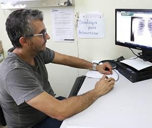Radiografia digital: avanço inédito na história da saúde de Itabirito