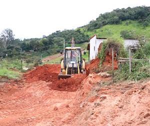 Iniciadas as obras do viradouro de ônibus na UPA de Itabirito