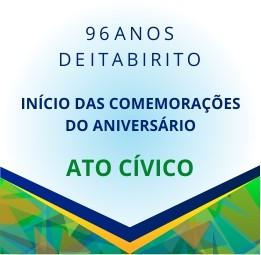 Ato Cívico – 96 anos de Itabirito