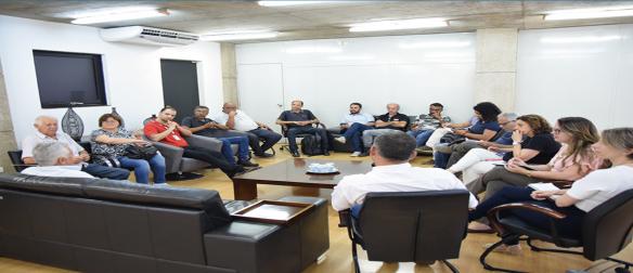 Prefeitura reúne mídia da cidade para uma conversa inédita sobre nova gestão de Itabirito