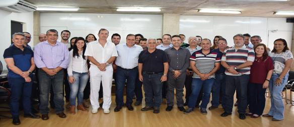 Prefeitura de Itabirito recebe Deputado Paulo Abi-Ackel para novas parcerias em prol da cidade