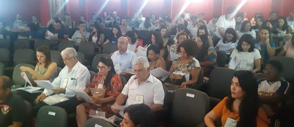Conferência de Assistência Social lota a Casa de Cultura de Itabirito