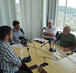 Secretários municipais participam de programa na rádio sobre desenvolvimento econômico de Itabirito