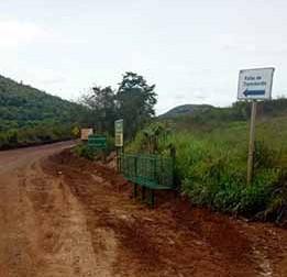 Parceria com Vale e Consorcio Minas Mais traz melhorias para a estrada do São Gonçalo do Bação