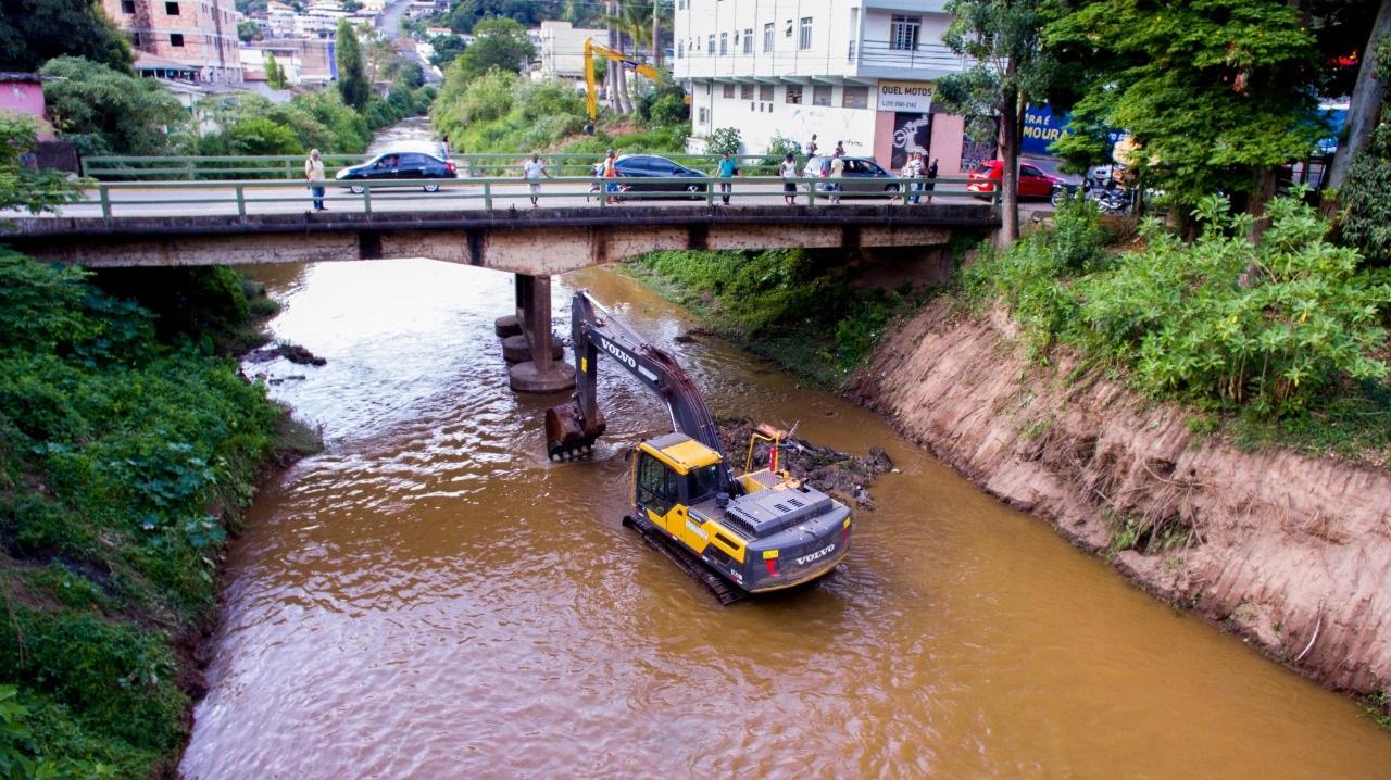 Iniciativa pretende prevenir que novas enchentes aconteçam na cidade (PMI)