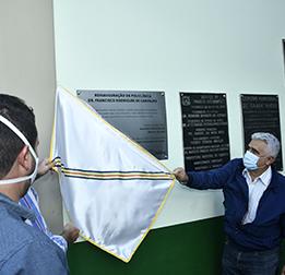 Prefeitura de Itabirito reinaugura o Centro de Especialidades Médicas